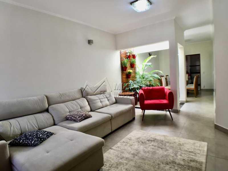 Sala de tv - Casa 3 quartos à venda Itatiba,SP - R$ 620.000 - FCCA31414 - 3