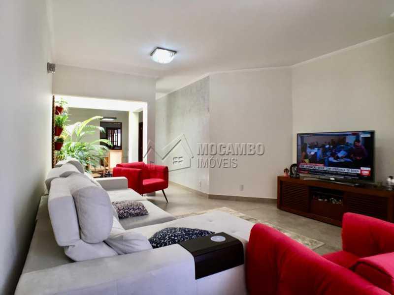 Sala de tv - Casa 3 quartos à venda Itatiba,SP - R$ 620.000 - FCCA31414 - 1