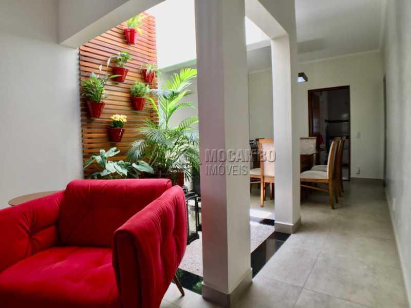 Jardim de inverno - Casa 3 quartos à venda Itatiba,SP - R$ 620.000 - FCCA31414 - 4