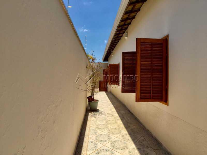 Corredor - Casa 3 quartos à venda Itatiba,SP - R$ 620.000 - FCCA31414 - 13
