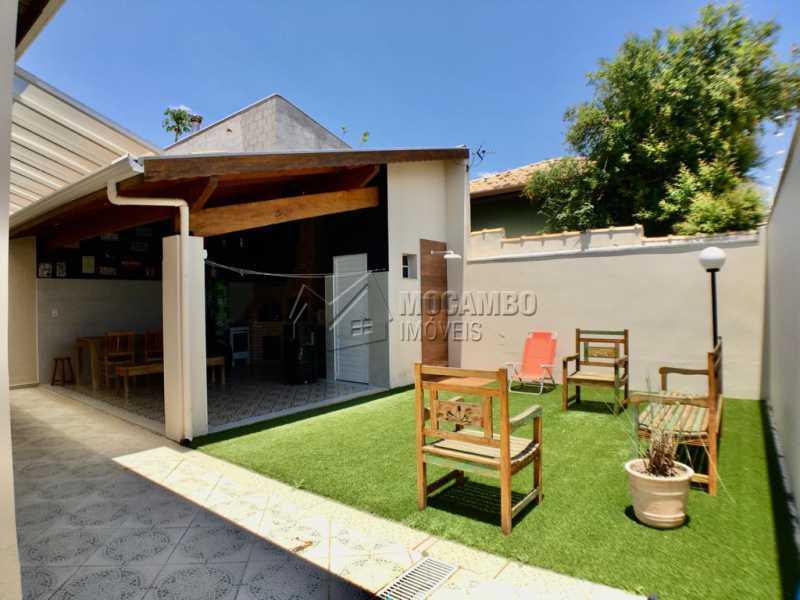 Quintal - Casa 3 quartos à venda Itatiba,SP - R$ 620.000 - FCCA31414 - 14