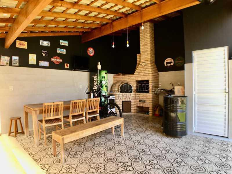 Churrasqueira - Casa 3 quartos à venda Itatiba,SP - R$ 620.000 - FCCA31414 - 15