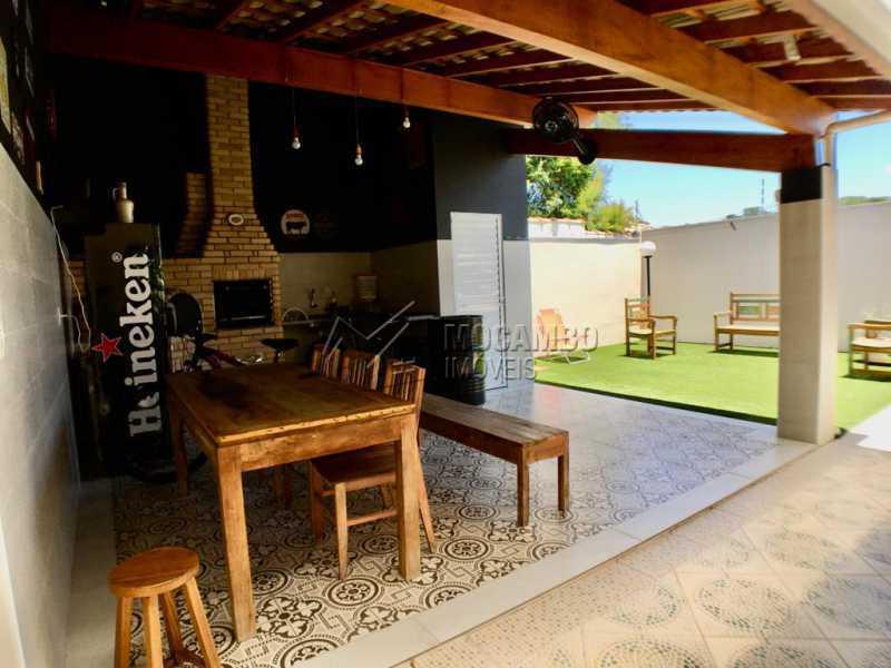 Churrasqueira - Casa 3 quartos à venda Itatiba,SP - R$ 620.000 - FCCA31414 - 16