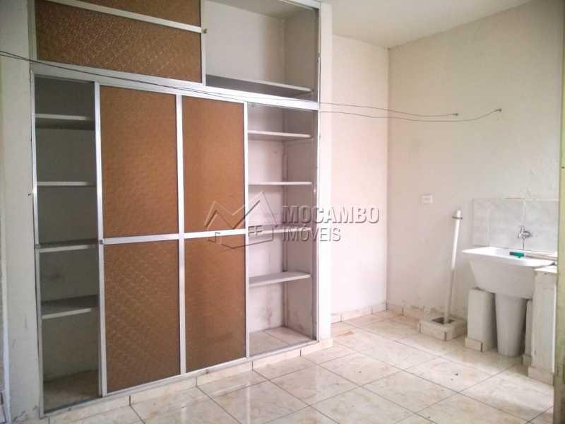 área de serviço - Casa 2 quartos à venda Itatiba,SP Centro - R$ 265.000 - FCCA21420 - 9