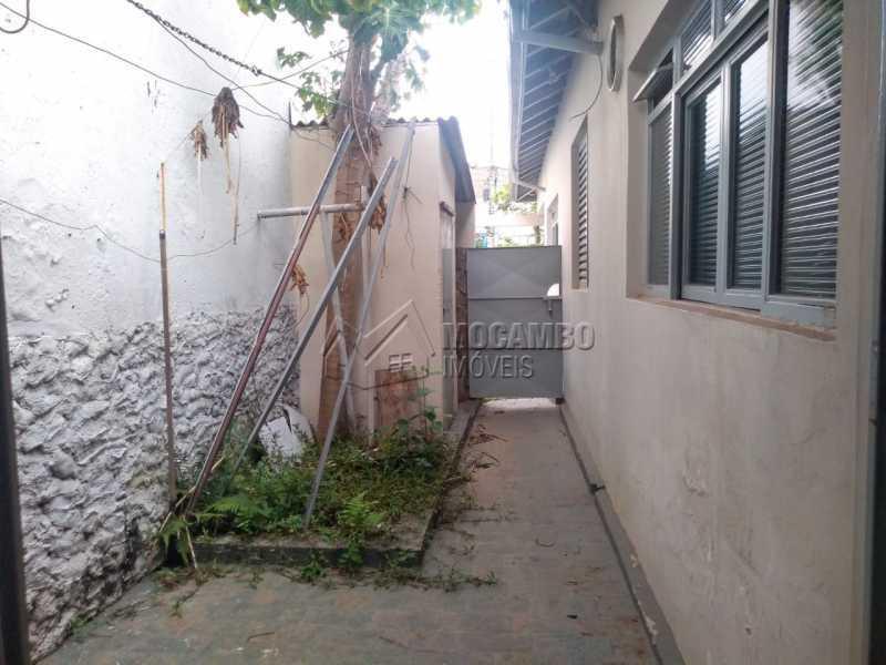 quintal lateral - Casa 2 quartos à venda Itatiba,SP Centro - R$ 265.000 - FCCA21420 - 10