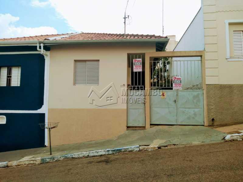 Faixada - Casa 2 quartos à venda Itatiba,SP Centro - R$ 265.000 - FCCA21420 - 12