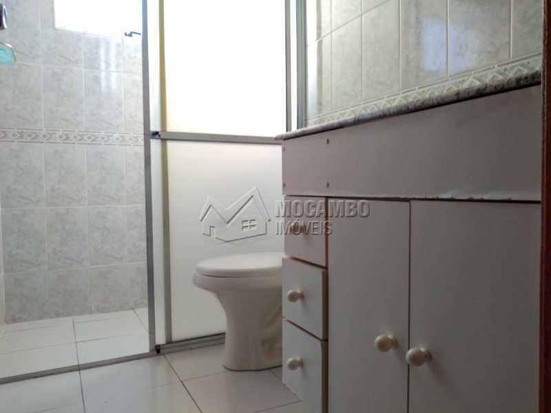 Banheiro - Apartamento 2 quartos à venda Itatiba,SP - R$ 280.000 - FCAP21181 - 8