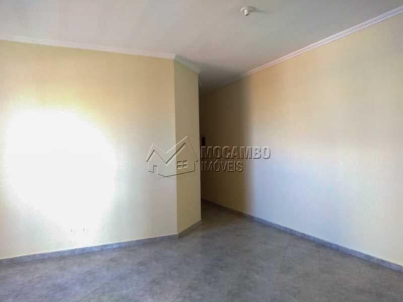 Hall de entrada - Apartamento 2 quartos à venda Itatiba,SP - R$ 280.000 - FCAP21181 - 5