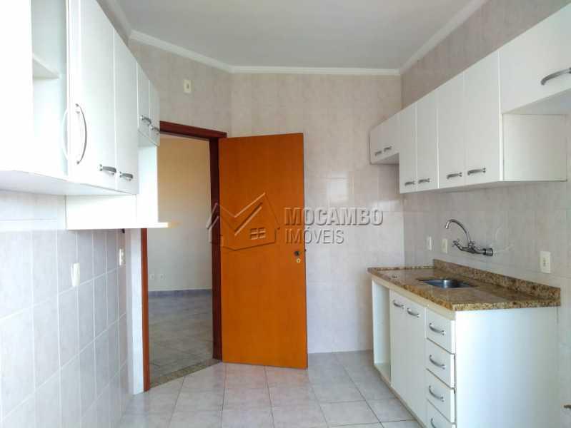 Cozinha - Apartamento 2 quartos à venda Itatiba,SP - R$ 280.000 - FCAP21181 - 7