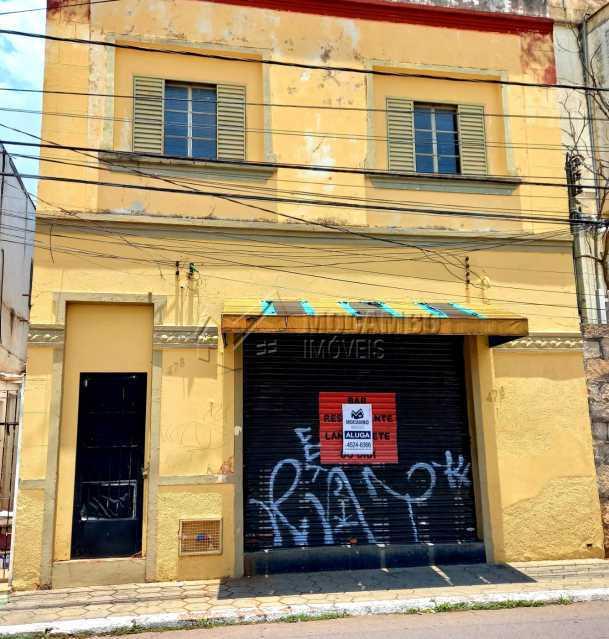 Salão - Casa Comercial para alugar Itatiba,SP Centro - R$ 2.200 - FCCC00020 - 1