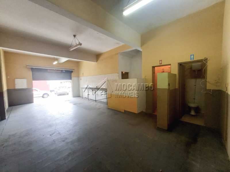 Salão - Casa Comercial para alugar Itatiba,SP Centro - R$ 2.200 - FCCC00020 - 6