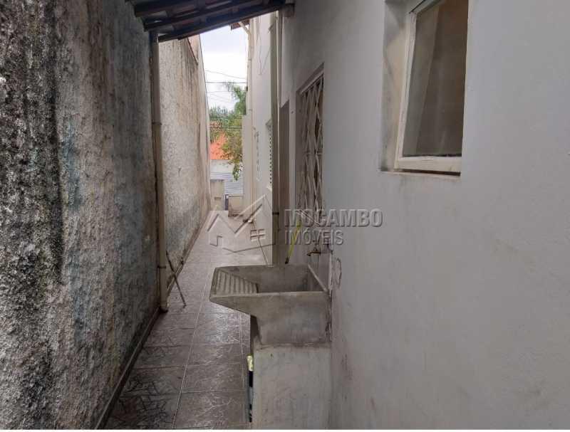 Espaço externo - Casa 2 quartos para alugar Itatiba,SP - R$ 890 - FCCA21423 - 1