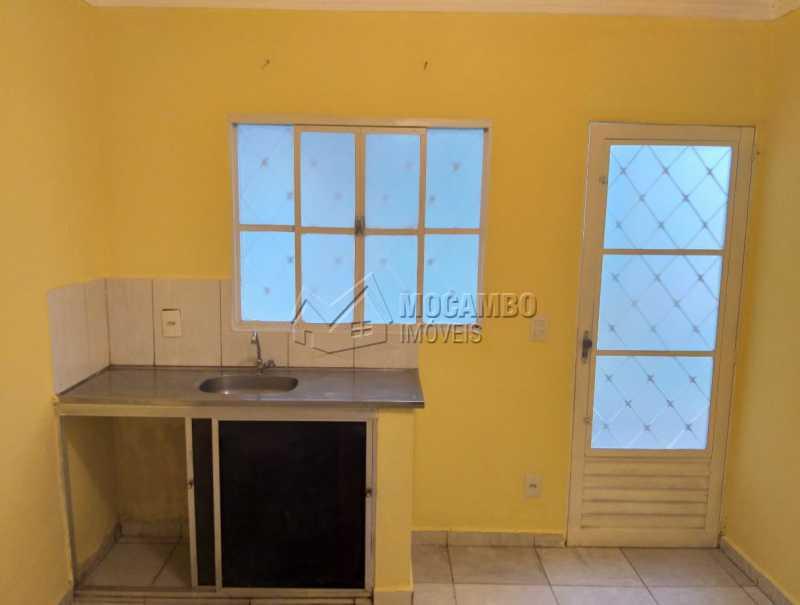 Cozinha - Casa 2 quartos para alugar Itatiba,SP - R$ 890 - FCCA21423 - 4