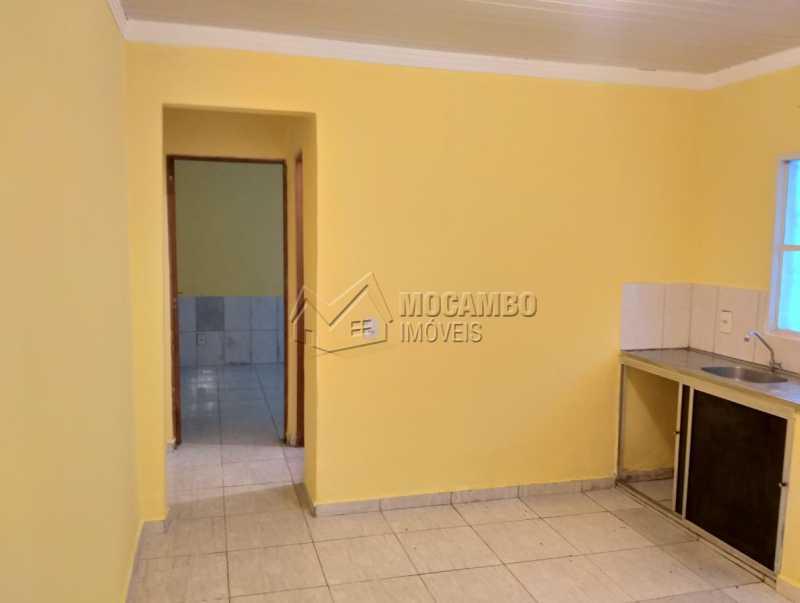 Cozinha - Casa 2 quartos para alugar Itatiba,SP - R$ 890 - FCCA21423 - 3