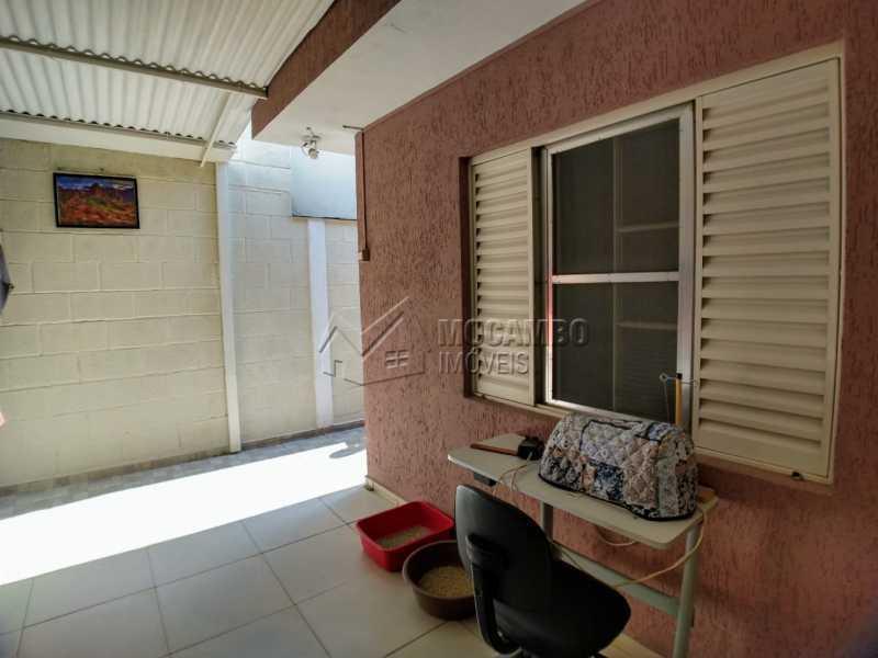 Quintal - Casa 2 quartos à venda Itatiba,SP - R$ 265.000 - FCCA21424 - 9