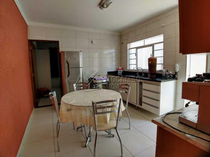 Cozinha - Casa 2 quartos à venda Itatiba,SP - R$ 265.000 - FCCA21424 - 1