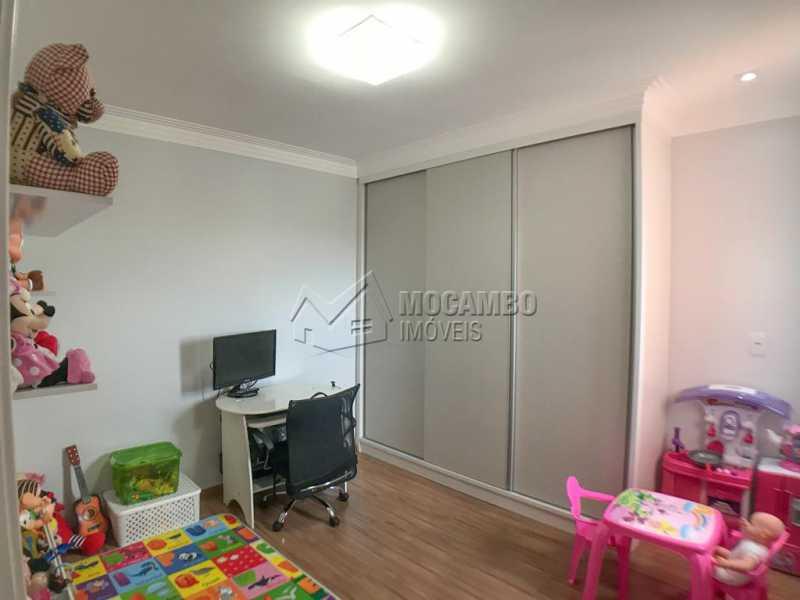 Quarto - Apartamento 3 quartos à venda Itatiba,SP - R$ 690.000 - FCAP30590 - 9