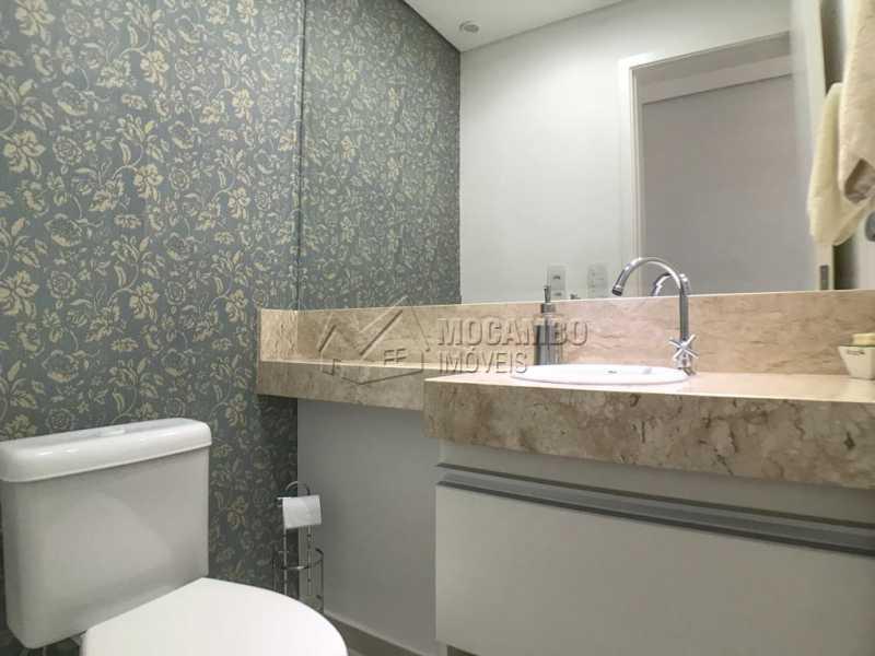 Banheiro - Apartamento 3 quartos à venda Itatiba,SP - R$ 690.000 - FCAP30590 - 13