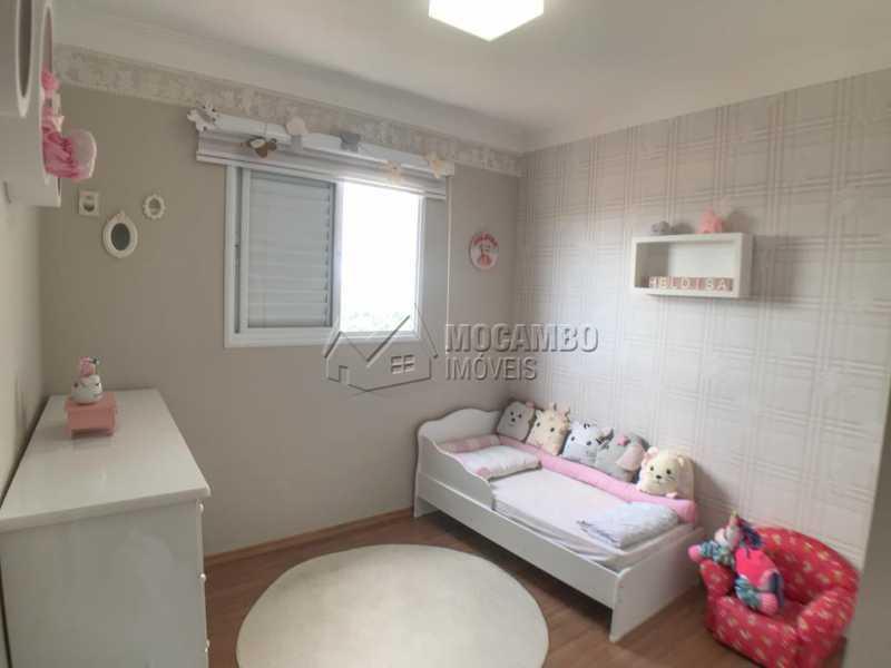 Quarto - Apartamento 3 quartos à venda Itatiba,SP - R$ 690.000 - FCAP30590 - 8