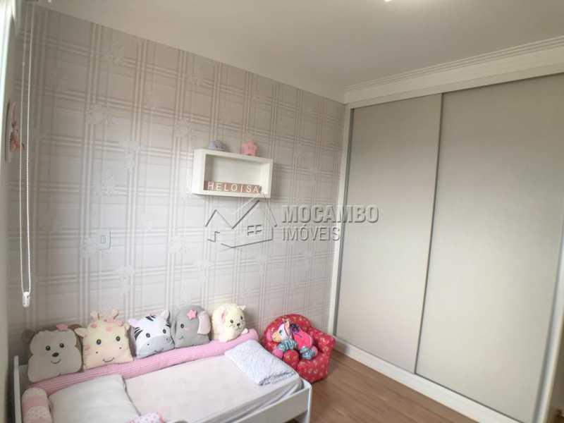 Quarto - Apartamento 3 quartos à venda Itatiba,SP - R$ 690.000 - FCAP30590 - 7