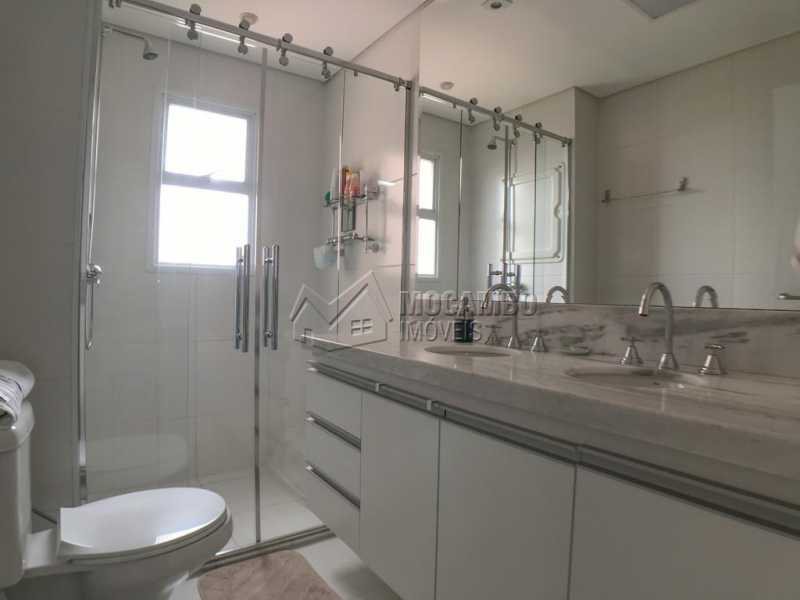 Banheiro Suíte - Apartamento 3 quartos à venda Itatiba,SP - R$ 690.000 - FCAP30590 - 6