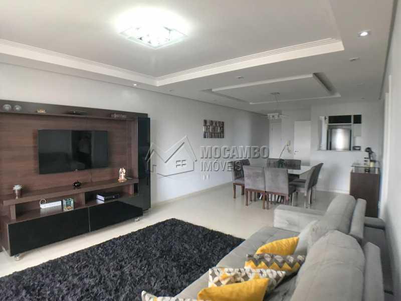 Sala - Apartamento 3 quartos à venda Itatiba,SP - R$ 690.000 - FCAP30590 - 1