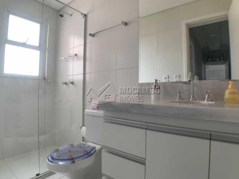 Banheiro - Apartamento 3 quartos à venda Itatiba,SP - R$ 690.000 - FCAP30590 - 10