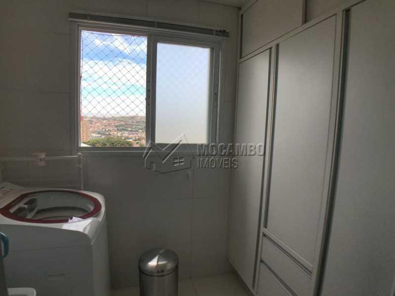 Lavanderia - Apartamento 3 quartos à venda Itatiba,SP - R$ 690.000 - FCAP30590 - 12