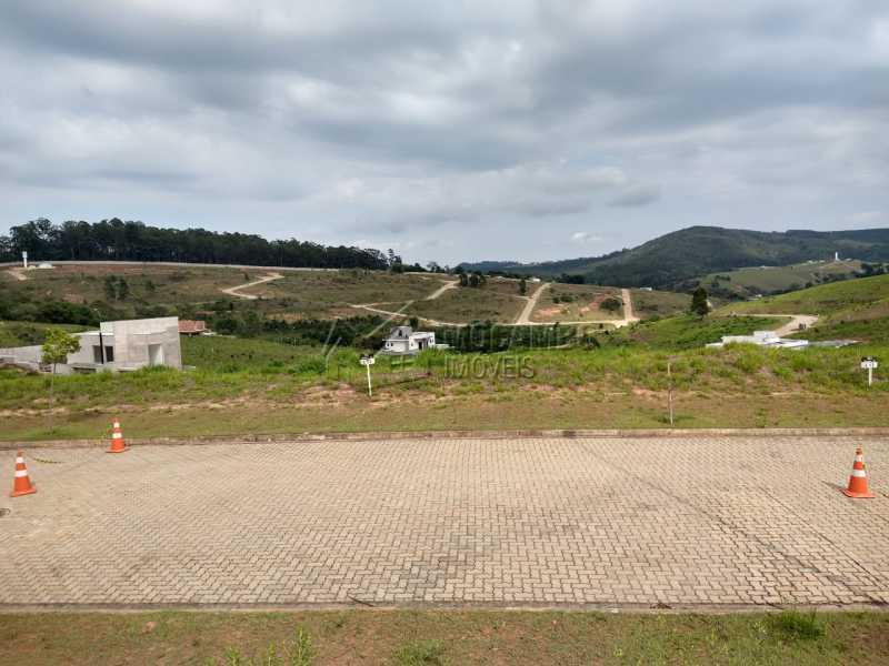 Vista do terreno - Terreno Unifamiliar à venda Itatiba,SP - R$ 215.000 - FCUF01410 - 4