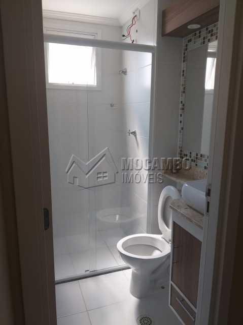 Banheiro - Apartamento 2 quartos à venda Itatiba,SP - R$ 205.000 - FCAP21184 - 9