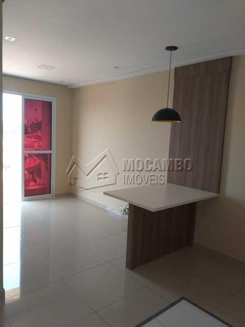 Sala - Apartamento 2 quartos à venda Itatiba,SP - R$ 205.000 - FCAP21184 - 3