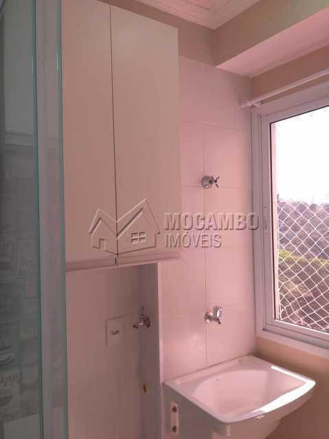 Área de serviço - Apartamento 2 quartos à venda Itatiba,SP - R$ 205.000 - FCAP21184 - 13