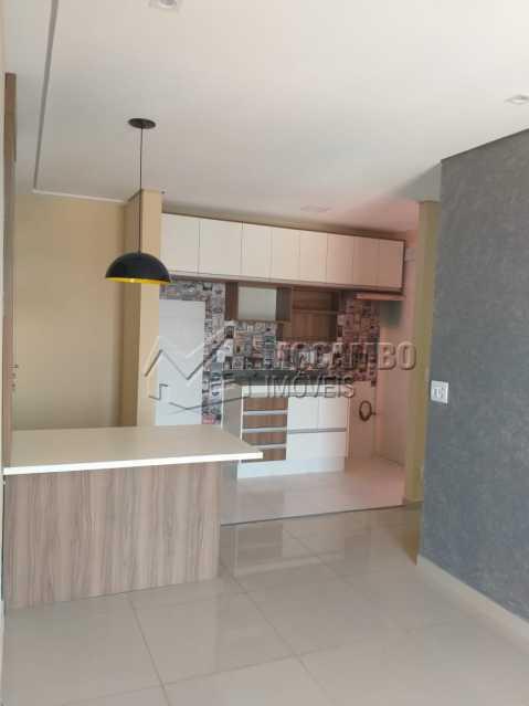 Cozinha - Apartamento 2 quartos à venda Itatiba,SP - R$ 205.000 - FCAP21184 - 6