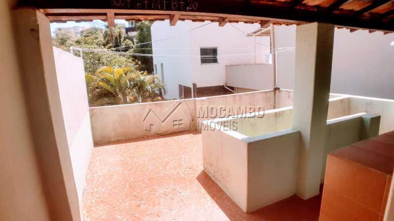 Quintal  - Casa 2 quartos à venda Itatiba,SP Centro - R$ 350.000 - FCCA21426 - 8