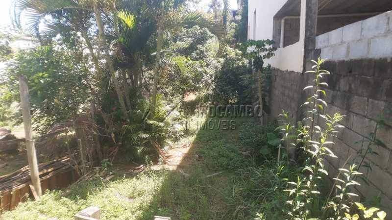 Quintal  - Casa 2 quartos à venda Itatiba,SP Centro - R$ 350.000 - FCCA21426 - 10