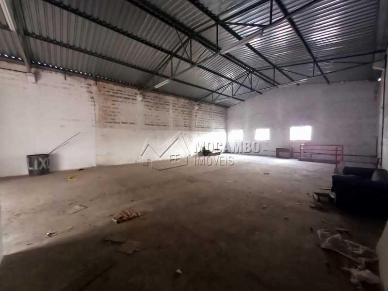 Galpão - FCGA00182 - Galpão 341m² para alugar Itatiba,SP Vila Rita - R$ 3.000 - FCGA00182 - 3