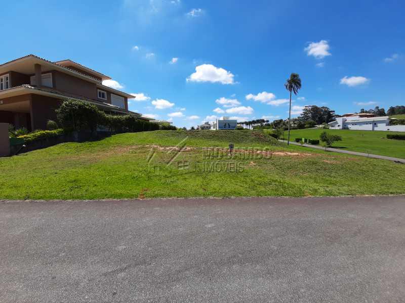 Vista frontal - Terreno Unifamiliar à venda Itatiba,SP - R$ 360.400 - FCUF01411 - 1
