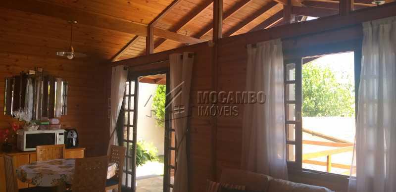 Sala - Chácara 1000m² à venda Itatiba,SP - R$ 530.000 - FCCH30118 - 3