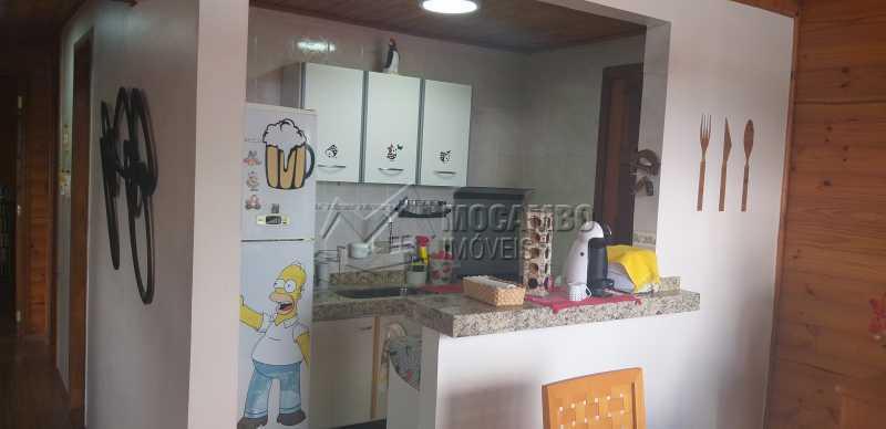 frente cozinha - Chácara 1000m² à venda Itatiba,SP - R$ 530.000 - FCCH30118 - 4