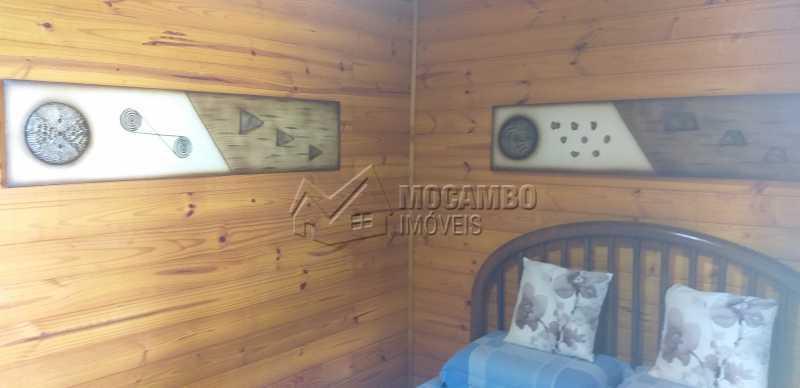 Quarto - Chácara 1000m² à venda Itatiba,SP - R$ 530.000 - FCCH30118 - 5