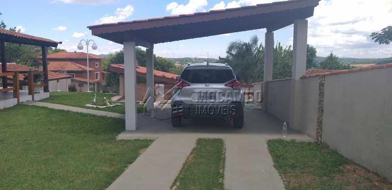 Garagem - Chácara 1000m² à venda Itatiba,SP - R$ 530.000 - FCCH30118 - 8
