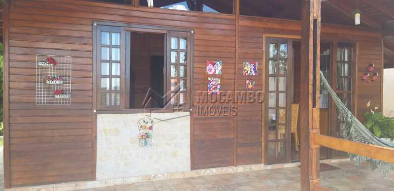 sala cozinha - Chácara 1000m² à venda Itatiba,SP - R$ 530.000 - FCCH30118 - 12