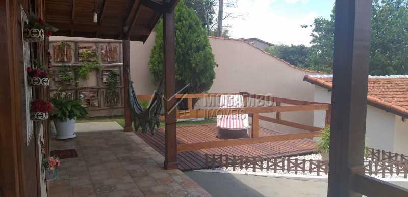deck - Chácara 1000m² à venda Itatiba,SP - R$ 530.000 - FCCH30118 - 14