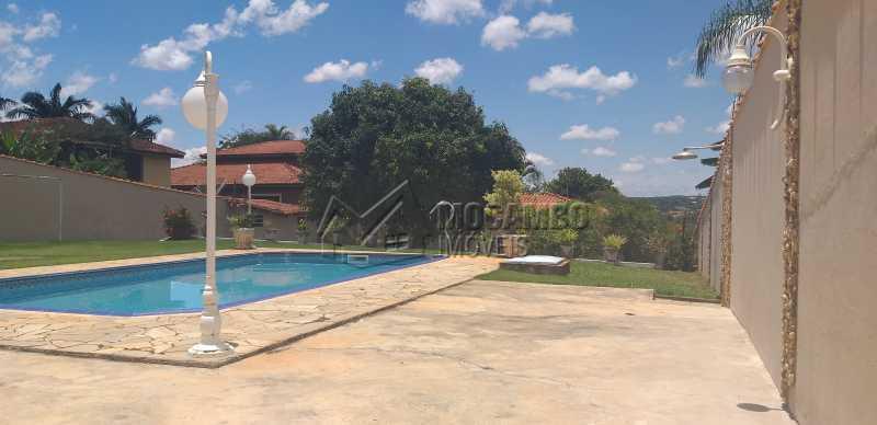 Piscina - Chácara 1000m² à venda Itatiba,SP - R$ 530.000 - FCCH30118 - 16