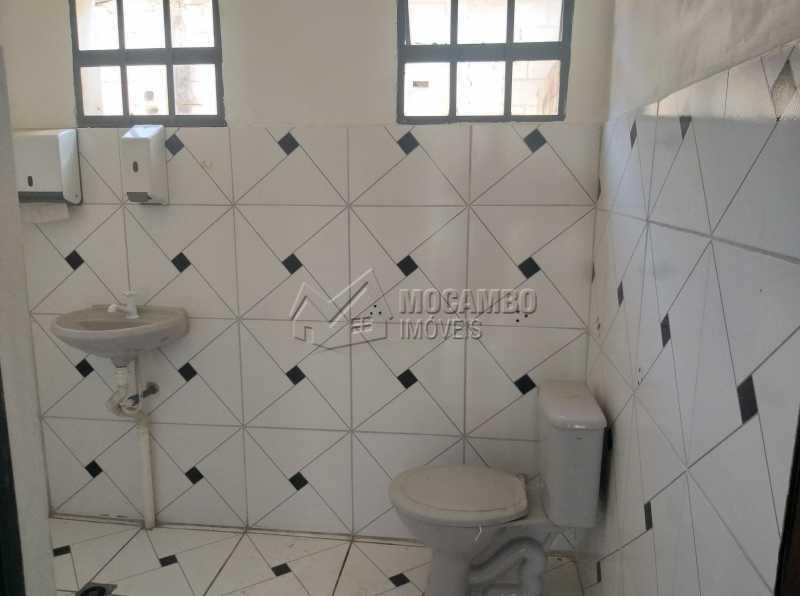 Banheiro social - Galpão para alugar Itatiba,SP Jardim de Lucca - R$ 2.000 - FCGA00183 - 10