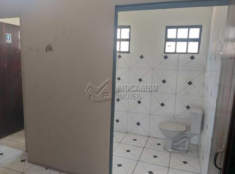 Banheiro social Masc/ Fem. - Galpão para alugar Itatiba,SP Jardim de Lucca - R$ 2.000 - FCGA00183 - 11