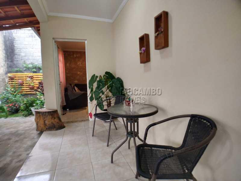 Varanda - Casa 2 quartos à venda Itatiba,SP - R$ 375.000 - FCCA21428 - 11