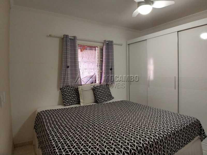 Dormitório - Casa 2 quartos à venda Itatiba,SP - R$ 375.000 - FCCA21428 - 9