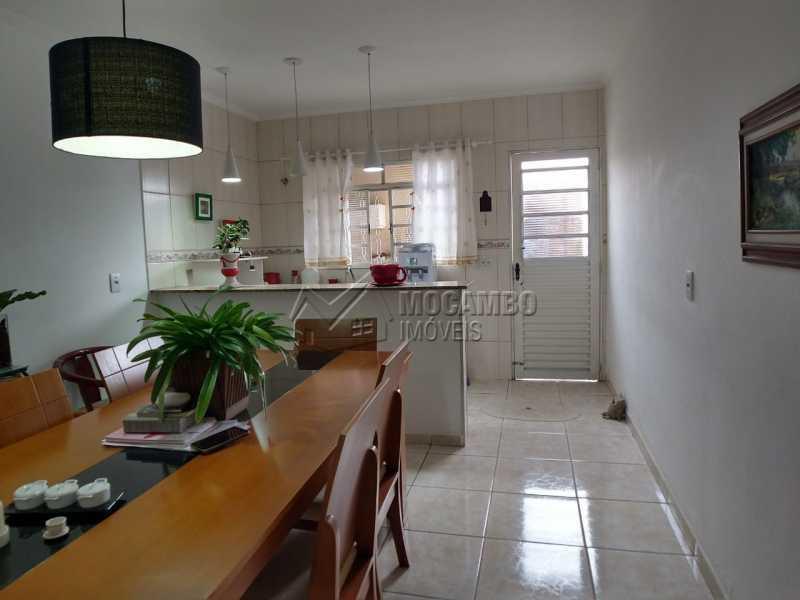 Sala de jantar - Casa 2 quartos à venda Itatiba,SP - R$ 375.000 - FCCA21428 - 3
