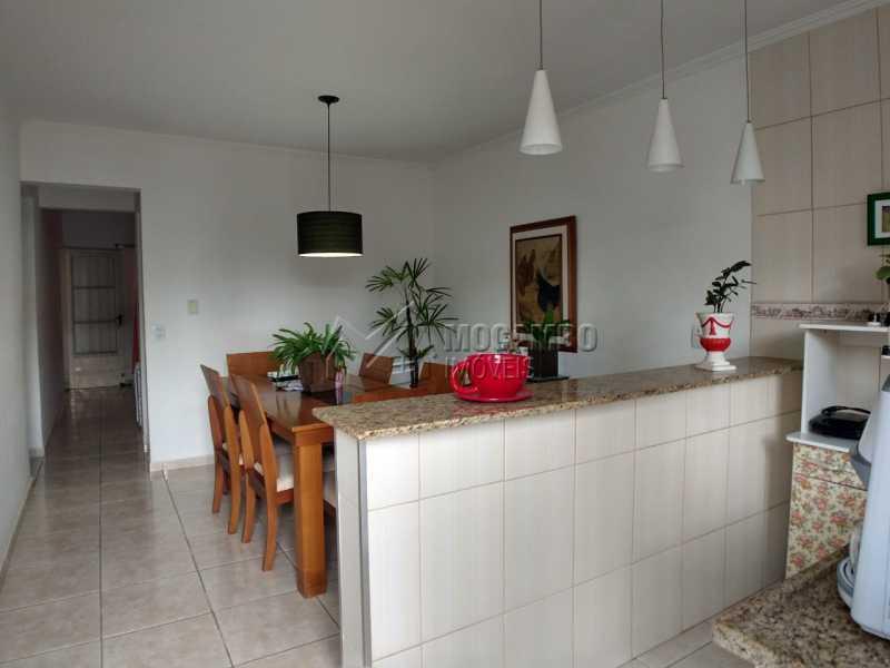 Sala de jantar - Casa 2 quartos à venda Itatiba,SP - R$ 375.000 - FCCA21428 - 4